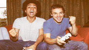 do computer games build social skills